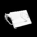 Document con leggio in uso