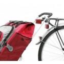 come attaccare il rimorchio alla bici